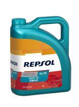 Aceite repsol 5L 5W40TDI - ACEITE ELITE COMPETICION 5W40 5L